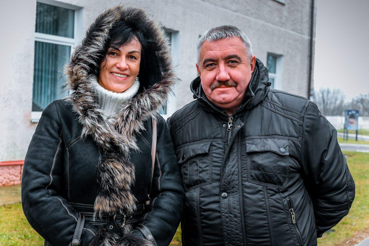 Ирина и Юрий.