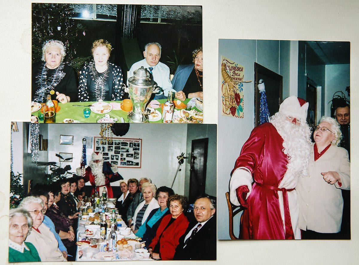 Нинель с родственниками. Фото: архив Нинель ГУДЗЬ