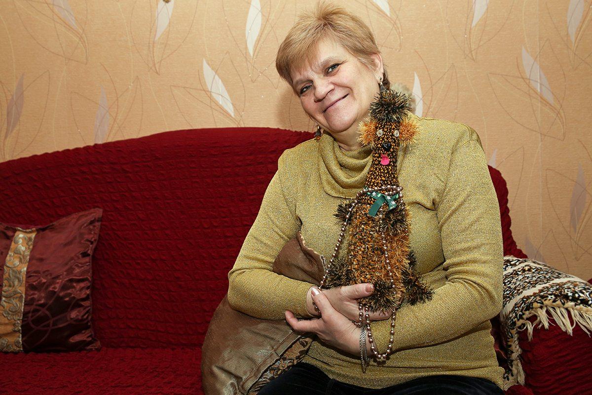 Татьяна Швед. Фото: Евгений ТИХАНОВИЧ