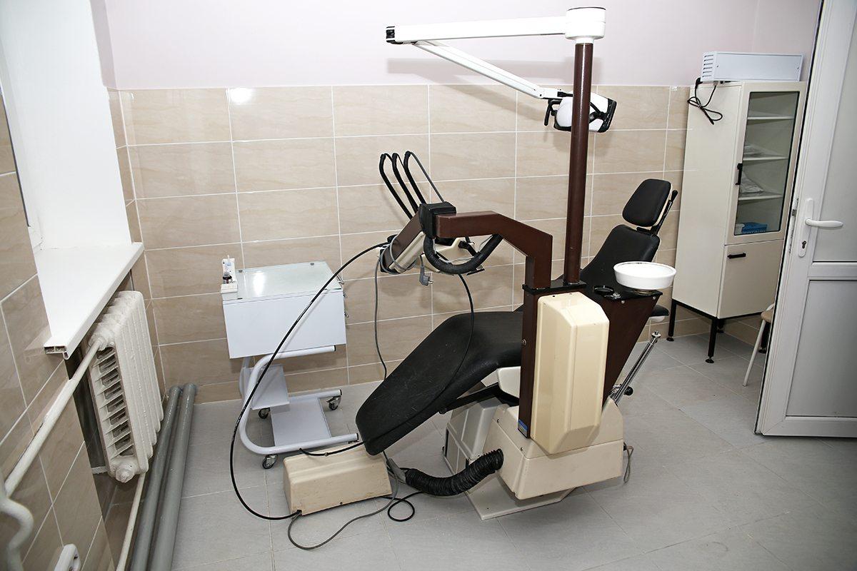 Кабинет для приема пациентов с ограниченными возможностями.