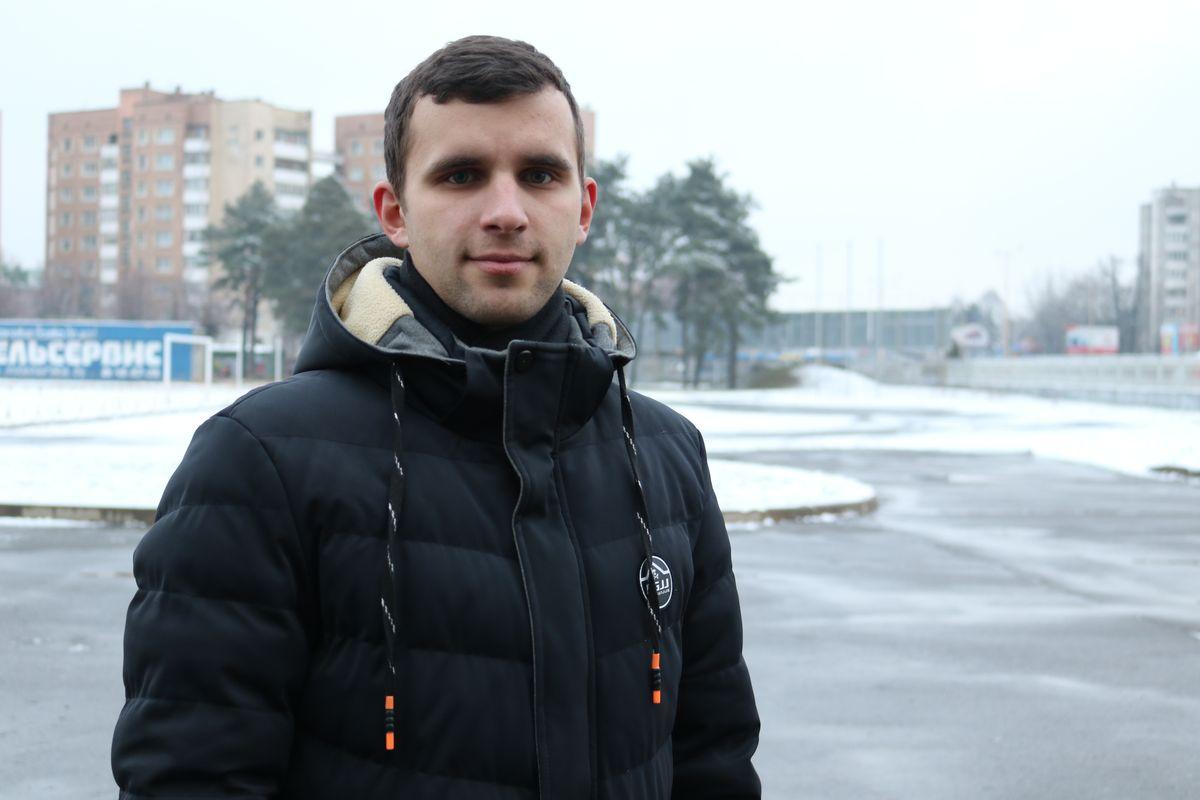Денис Вишневский. Фото: Александр ЧЕРНЫЙ