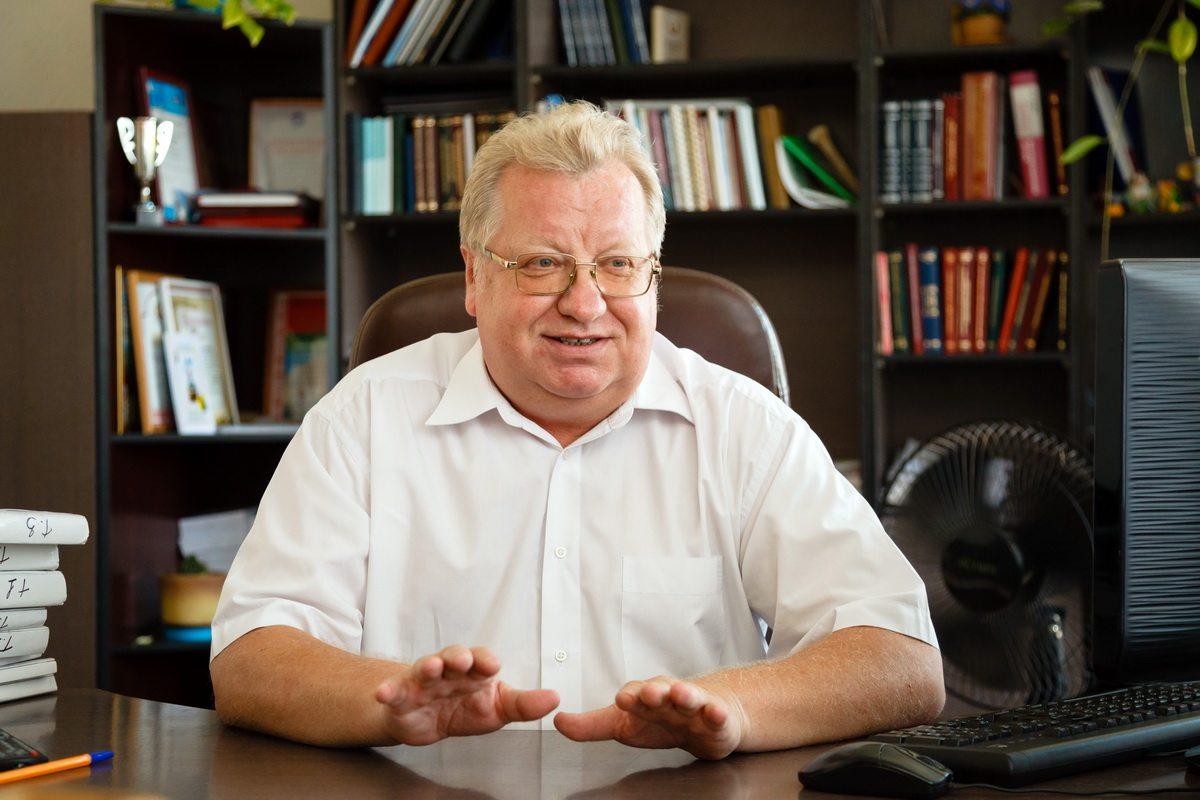 Николай Кмита, председатель суда Барановичского района и города Барановичи. Фото: Александр КОРОБ