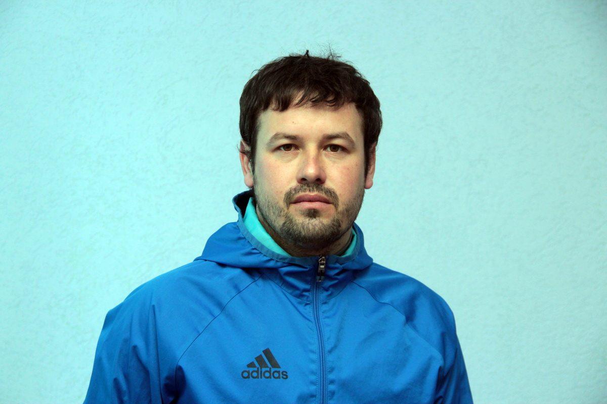 Иван Крутов, главный тренер ФК «Барановичи». Фото: архив Intex-press