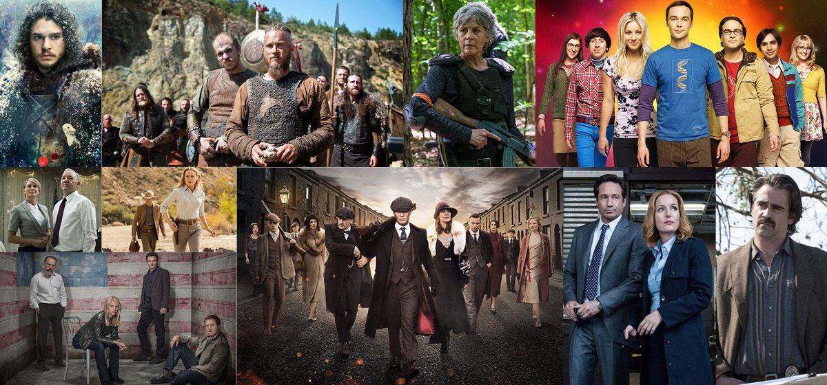Продолжения сериалов выйдут в 2018 году