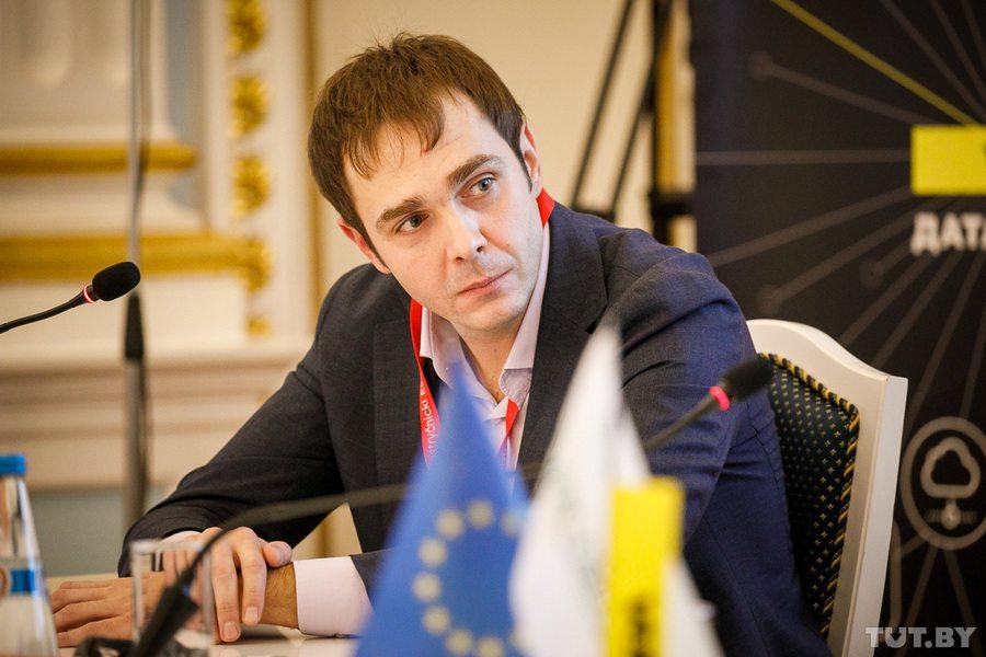 Александр Чубрик, директор Исследовательского центра ИПМ. Фото: Ольга ШУКАЙЛО, tut.by