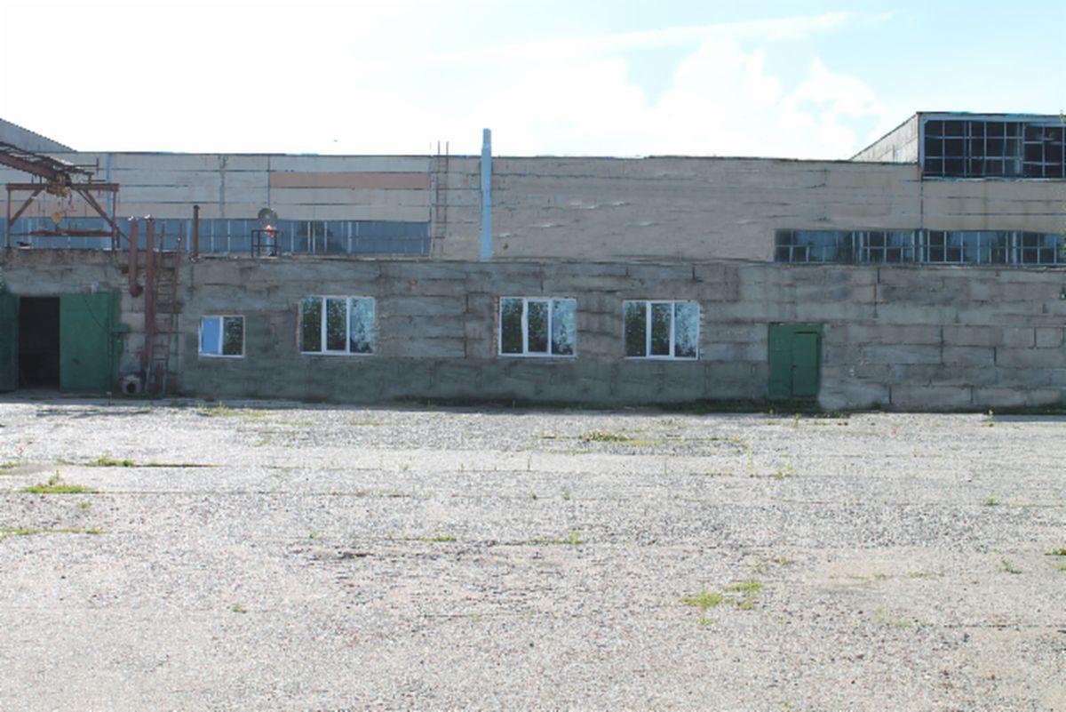 Бывшая производственная база СУ-172 в Барановичском районе. Фото: сайт butb.by