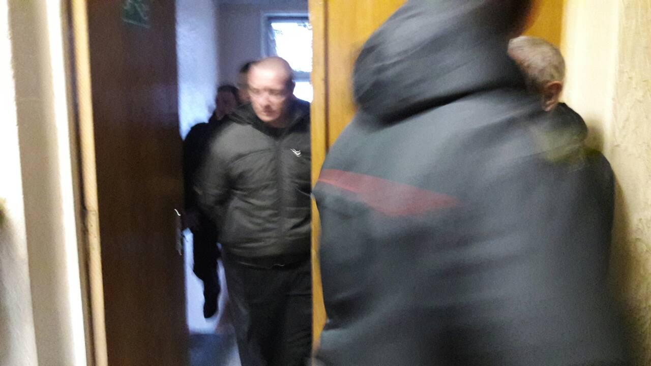 Обвиняемый. Фото: Алена СЕРИКОВА