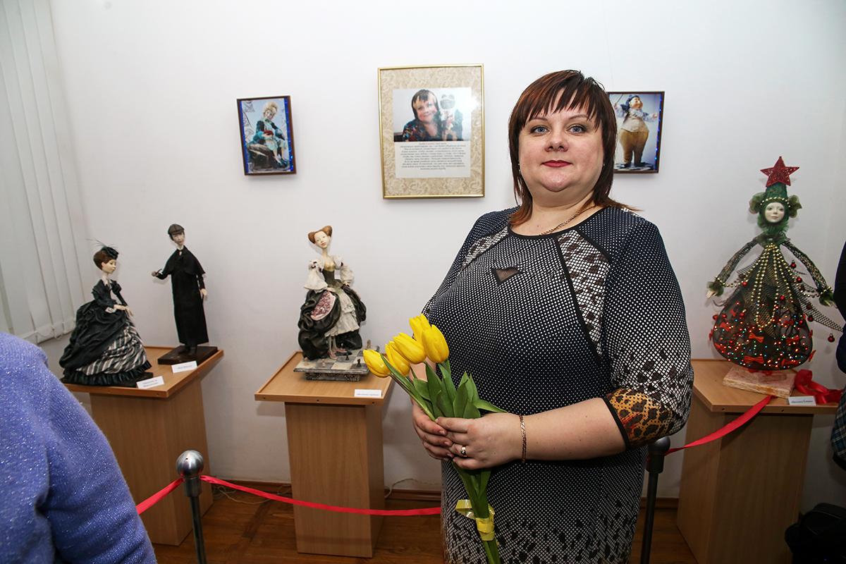 Лариса Матюшенкова.
