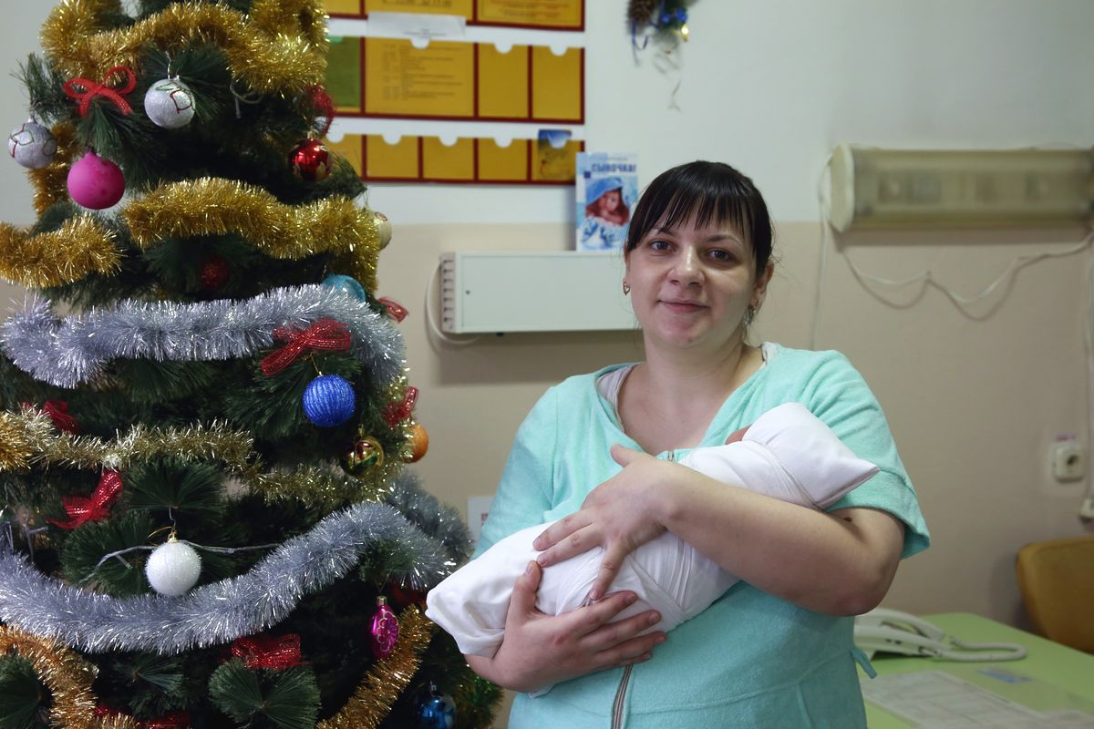 Елена Якубеня с дочкой Анастасией.