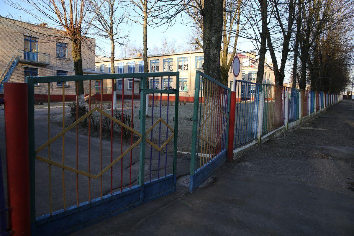 Ясли-сад №15. Фото: Евгений ТИХАНОВИЧ