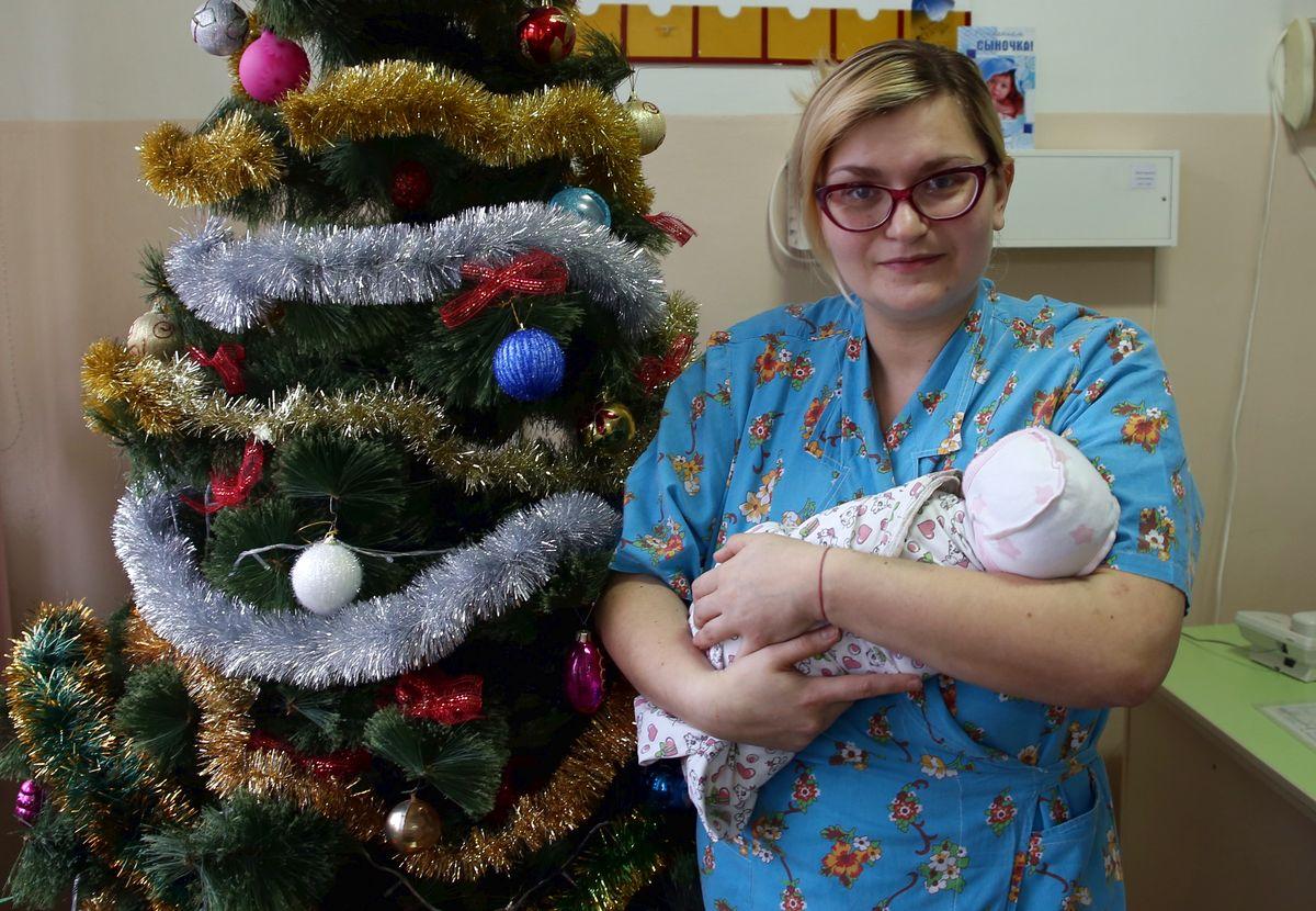 Ирина Максимук с дочкой Алисой.