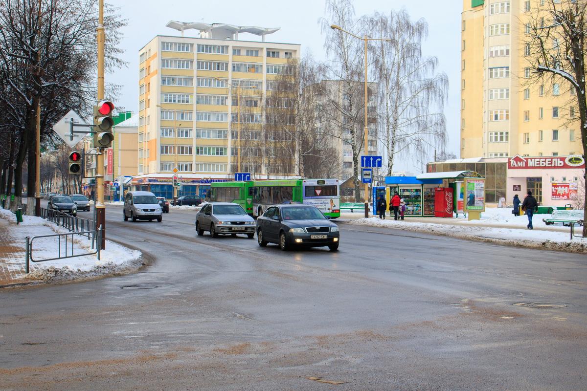 Что изменится в организации дорожного движения в Барановичах в 2018 году — Intex-press. Последние новости города Барановичи, Беларуси и Мира