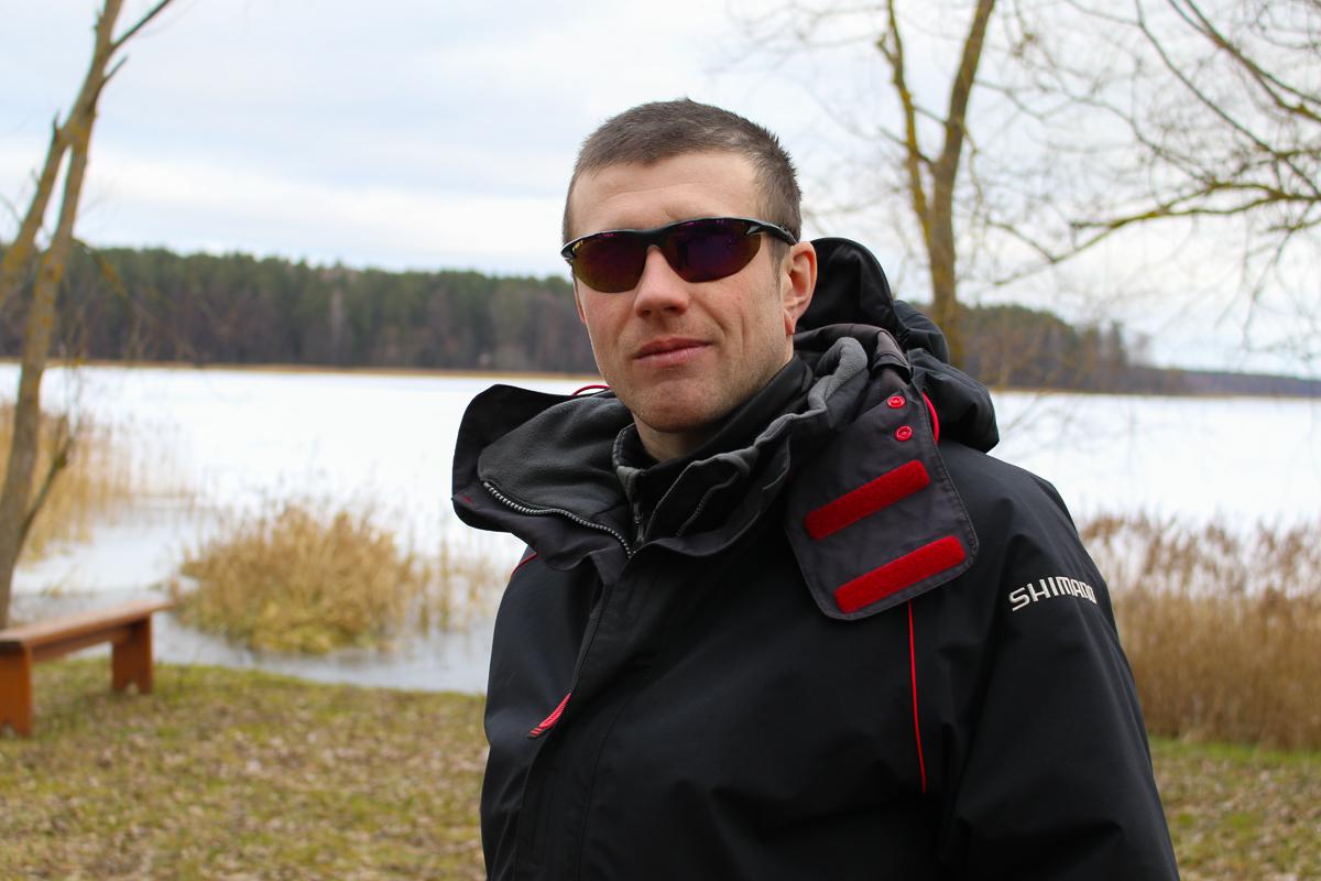 Павел Игнатович – чемпион мира 2016 года по мормышке.