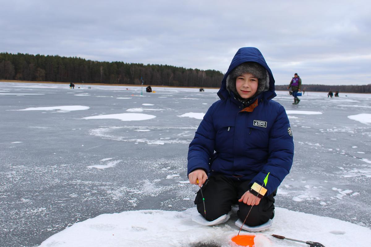 Самому младшему участнику рыболовного фестиваля «Кубок Гати-2018» 14 лет.
