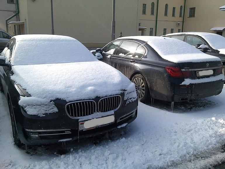 Изъятые автомобили мошенников. Все фото: http://mvd.gov.by