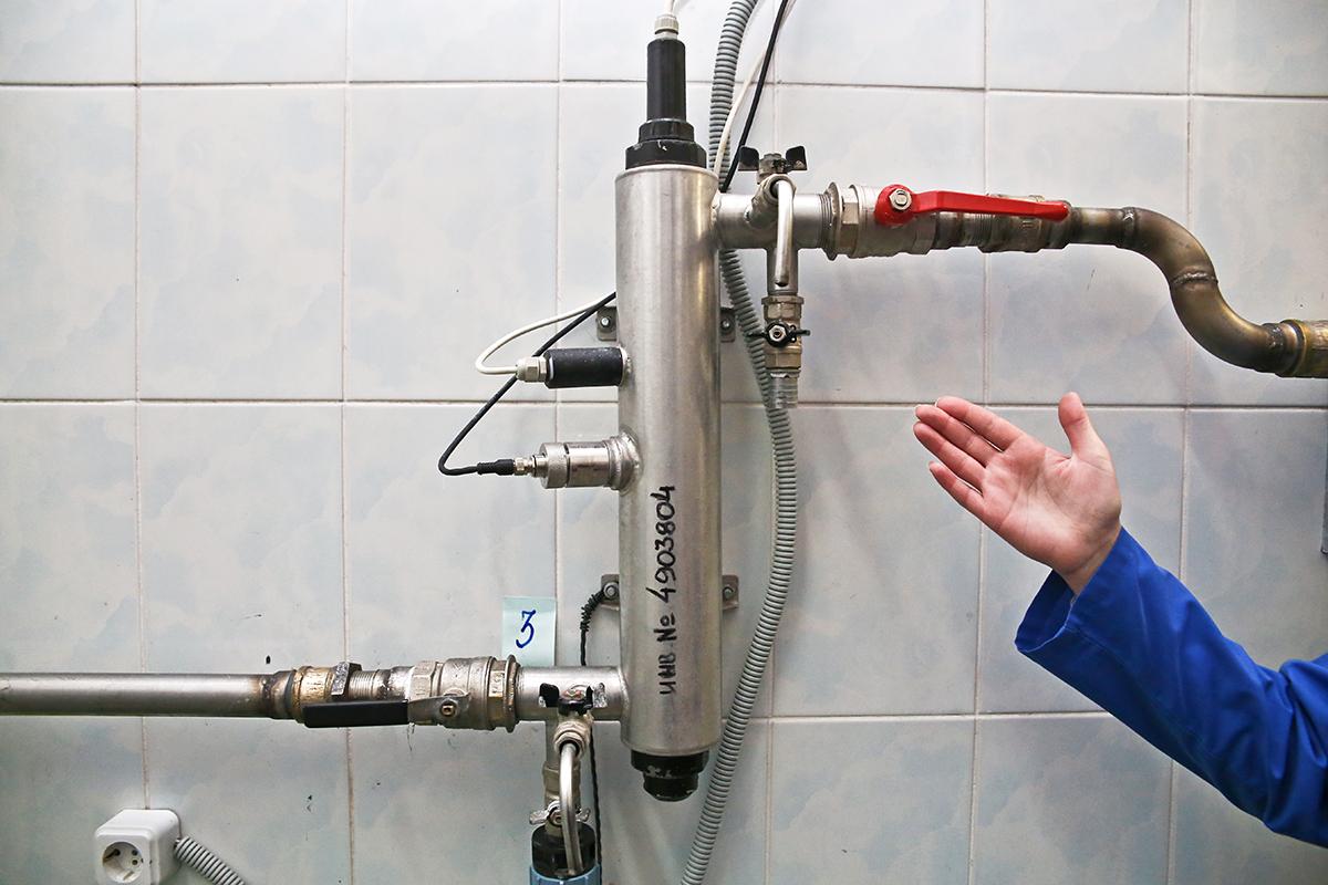 Завершающий этап очистки - ультрафиолет, он убивает все вредные микроорганизмы, которые могли остаться после предыдущих этапов фильтрации.