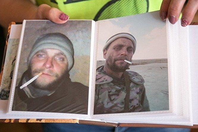 Фотоснимки, присланные Матвеевым из Сирии.