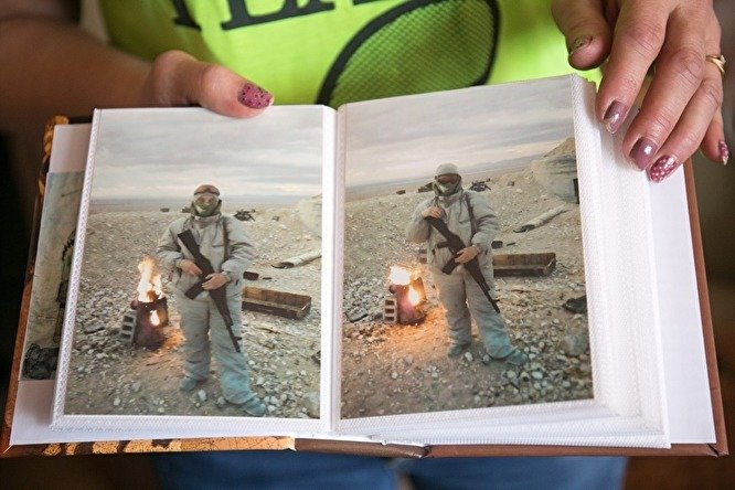 Фото Матвеева из Сирии.