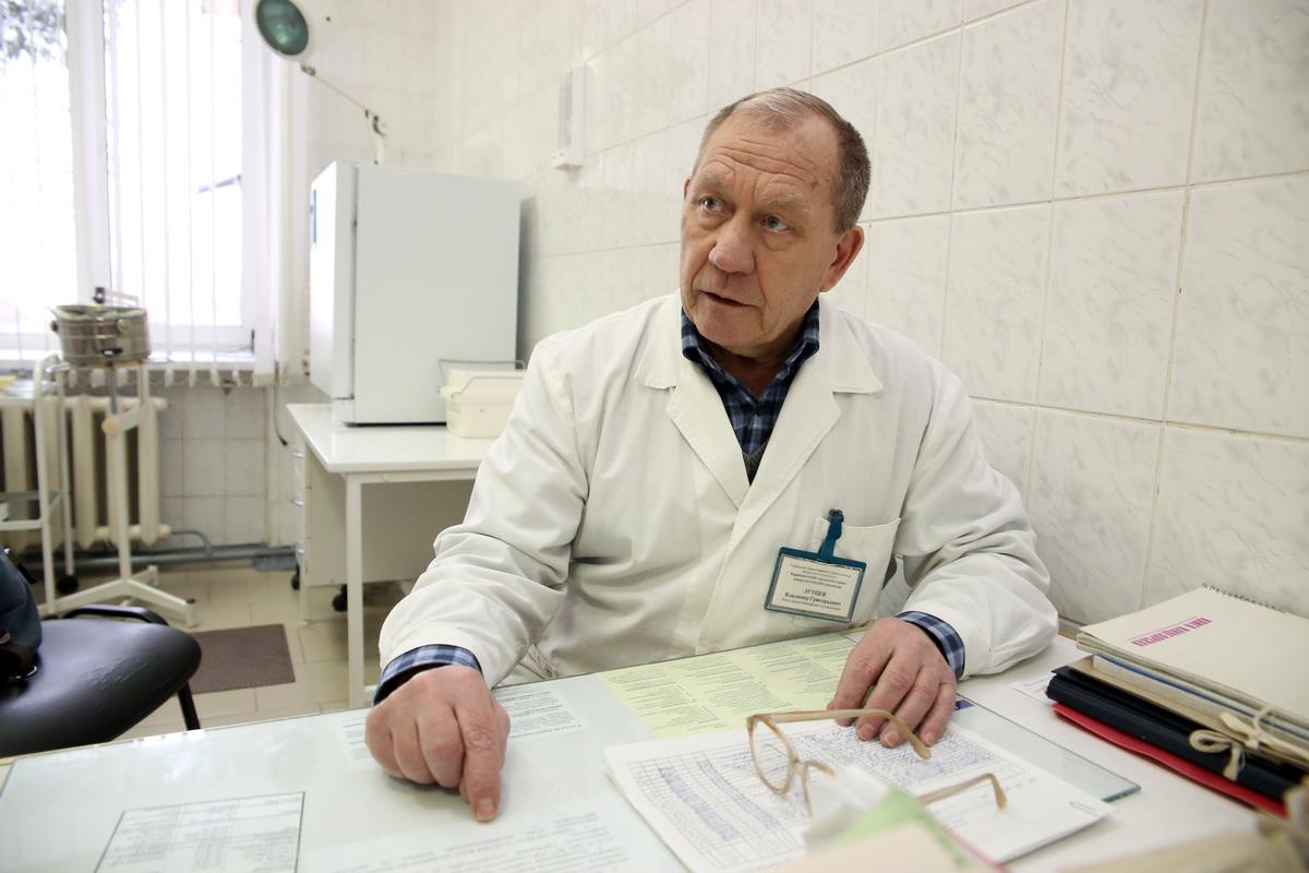 По словам Владимира Лутцева, в 2017 году в Барановичском регионе было выявлено 30 случаев заболевания гонореей. Фото: Евгений ТИХАНОВИЧ