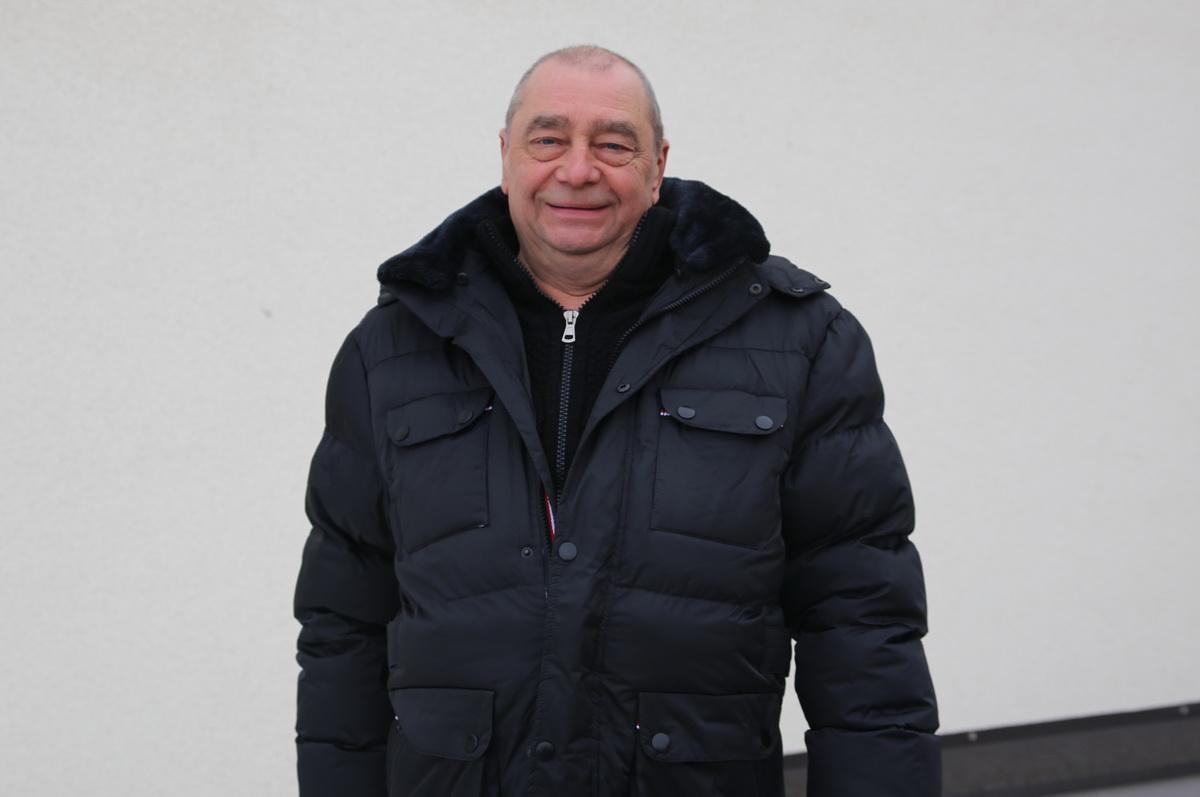 Юрий Ярош говорит, что раньше никогда ничего не выигрывал. Фото: Татьяна МАЛЕЖ