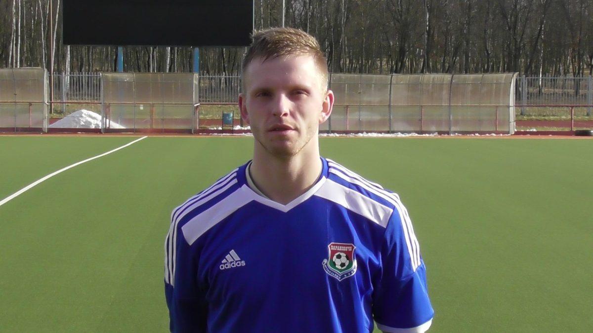Евгений Подберезский.