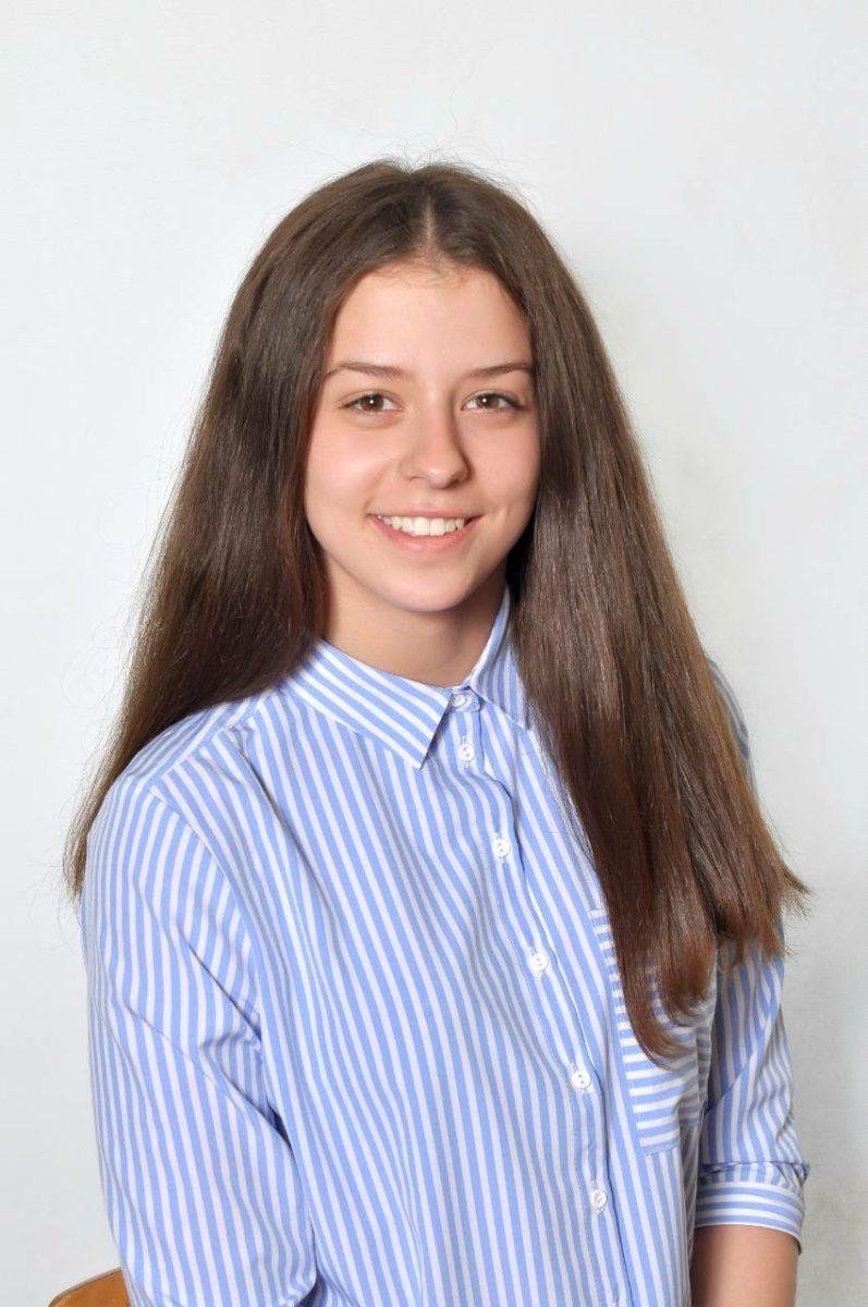 Мария Курбеко. Фото: архив СДЮШОР-4.