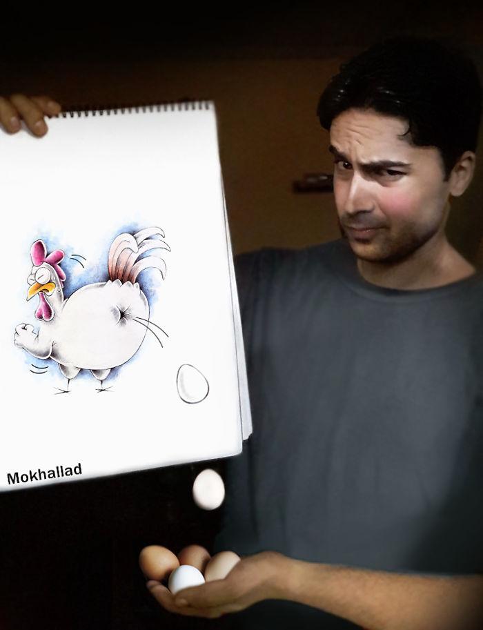 Фото: mokhallad habib, boredpanda.com