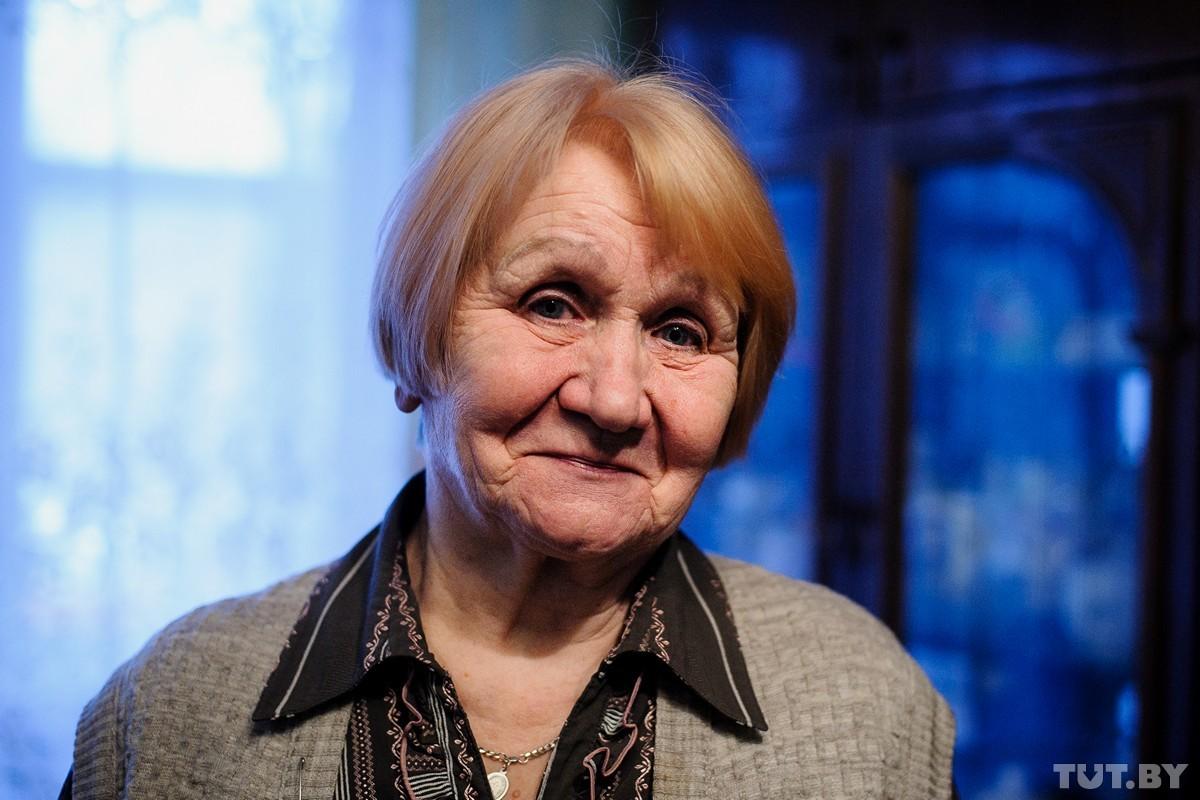 Классная руководительница Александра Лукашенко Ольга Чуешкова. Фото: TUT.BY