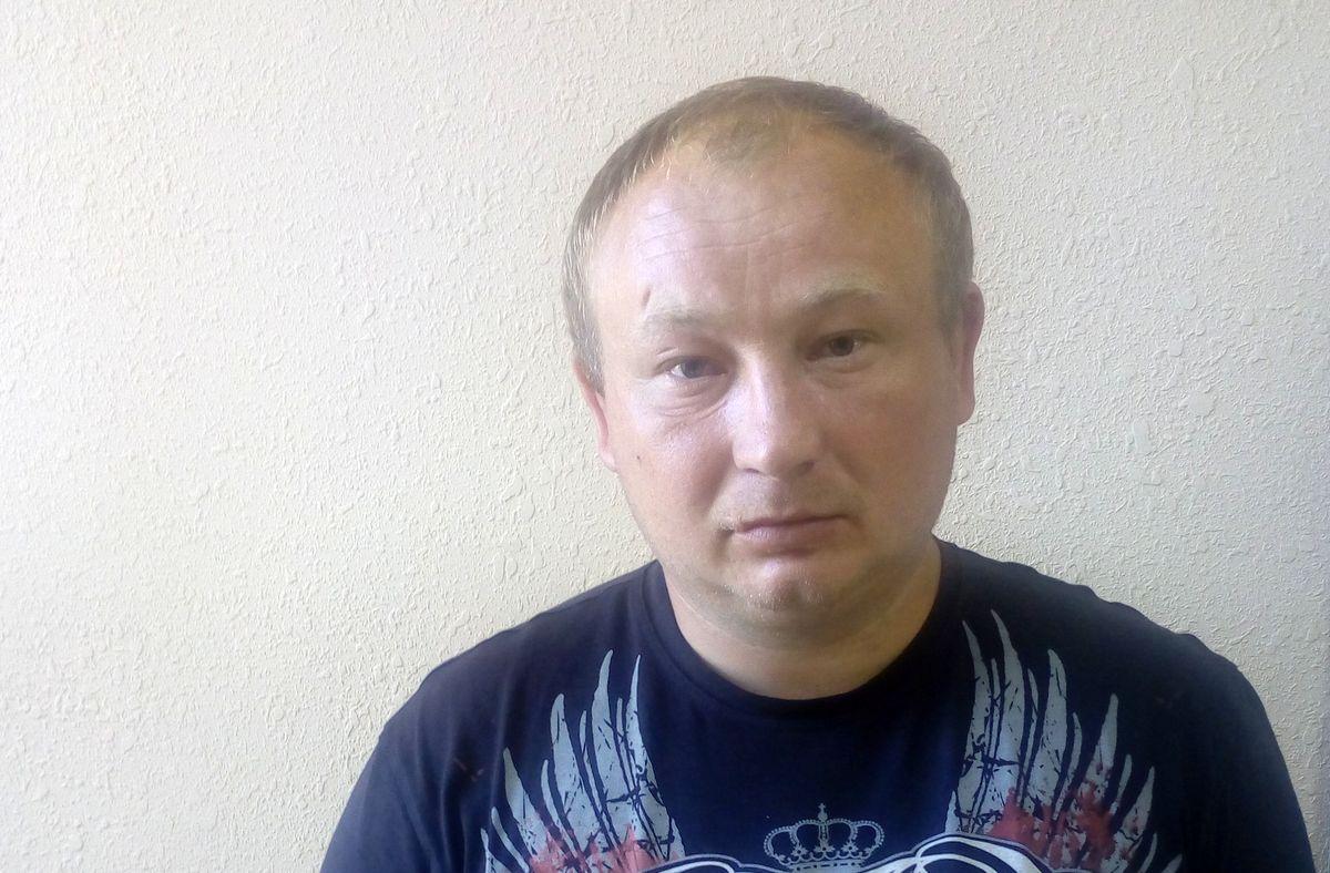 Карецкий Владимир Алексеевич. Фото: Барановичский РОВД.