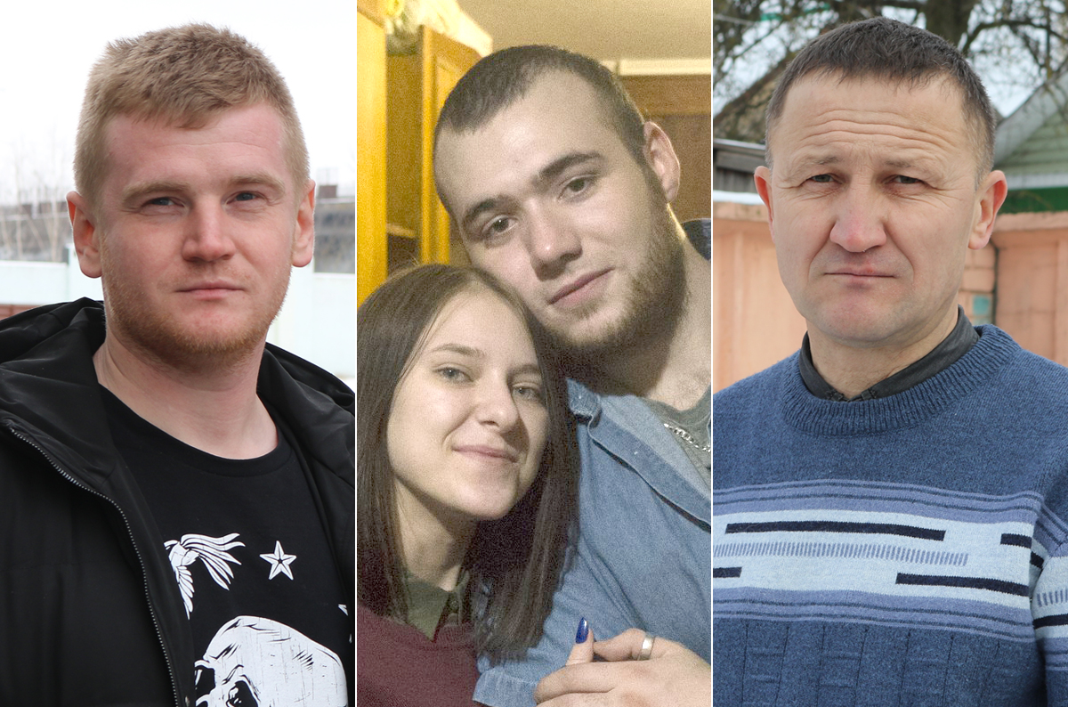Евгений Воронко, Даниил Миндели, Виктор Ширко.