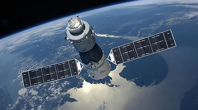 Астрономы неисключили, что китайская космическая станция опустится  наДагестан
