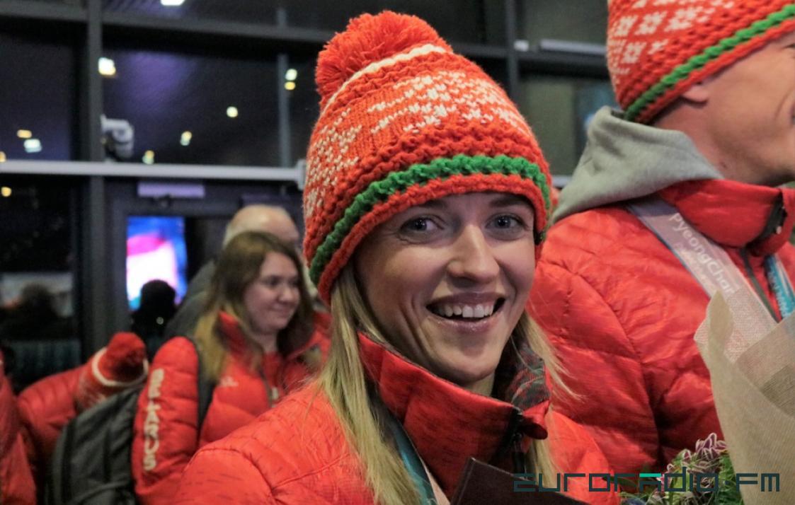 Трехкратная паралимпийская чемпионка Светлана Сахоненко. Фото: Еврорадио