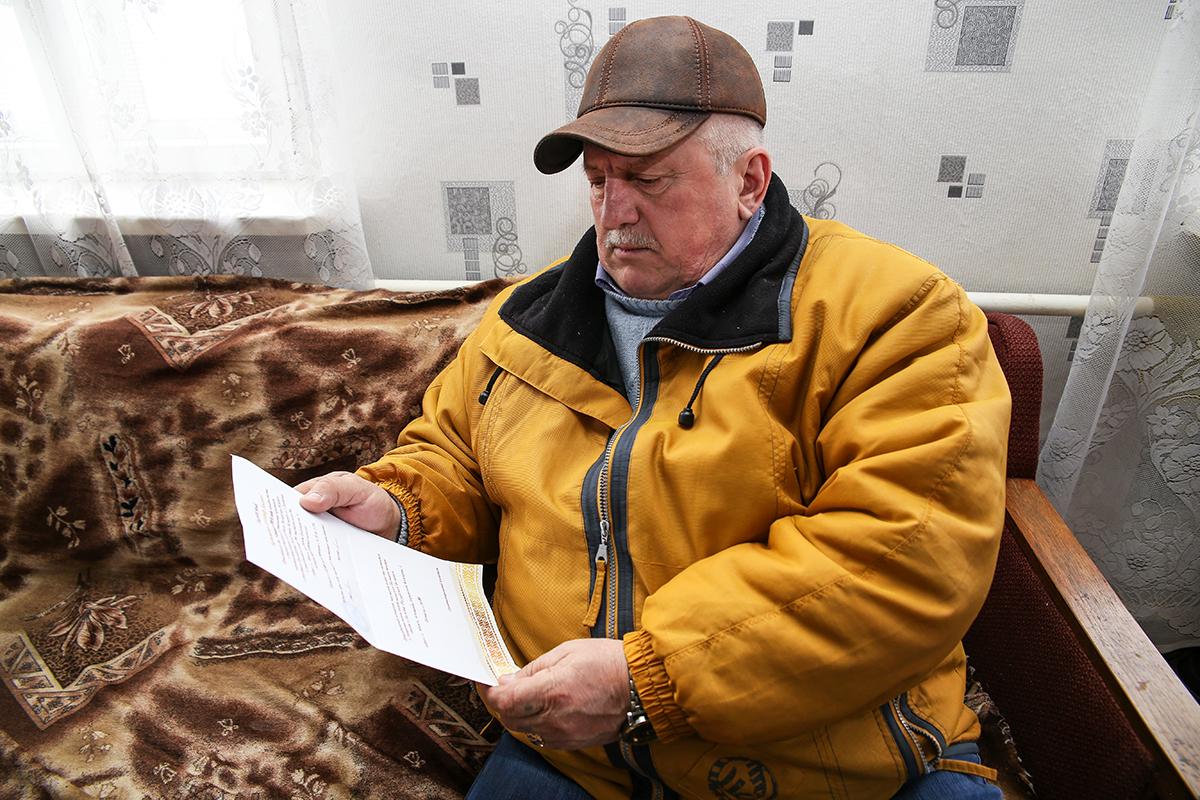 В этом году Александр Барташевич вошел в список 400 лучших работников агропромышленного комплекса Беларуси и побывал на церемонии награждения во Дворце Республики.