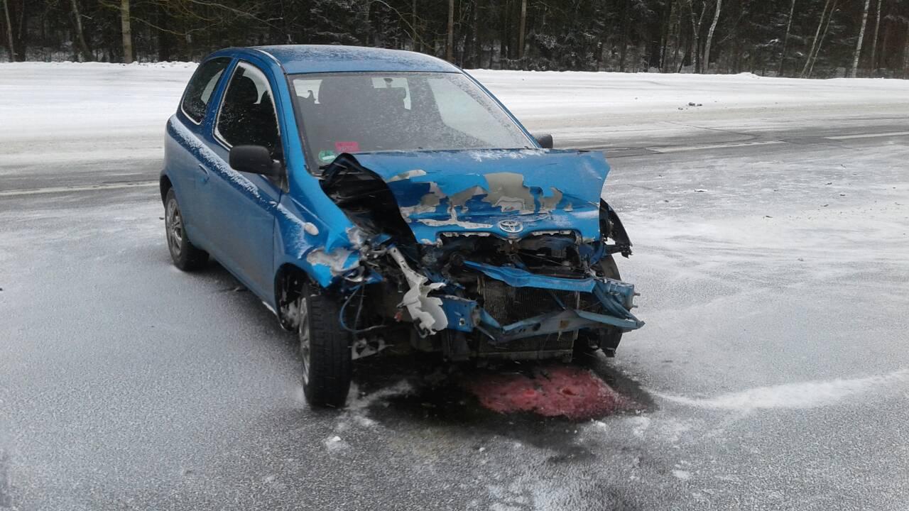 Авария на автодороге Брест – Минск – граница РФ.