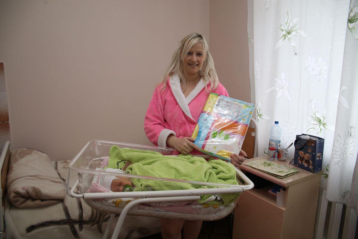 Елена стала мамой во второй раз 1 марта.