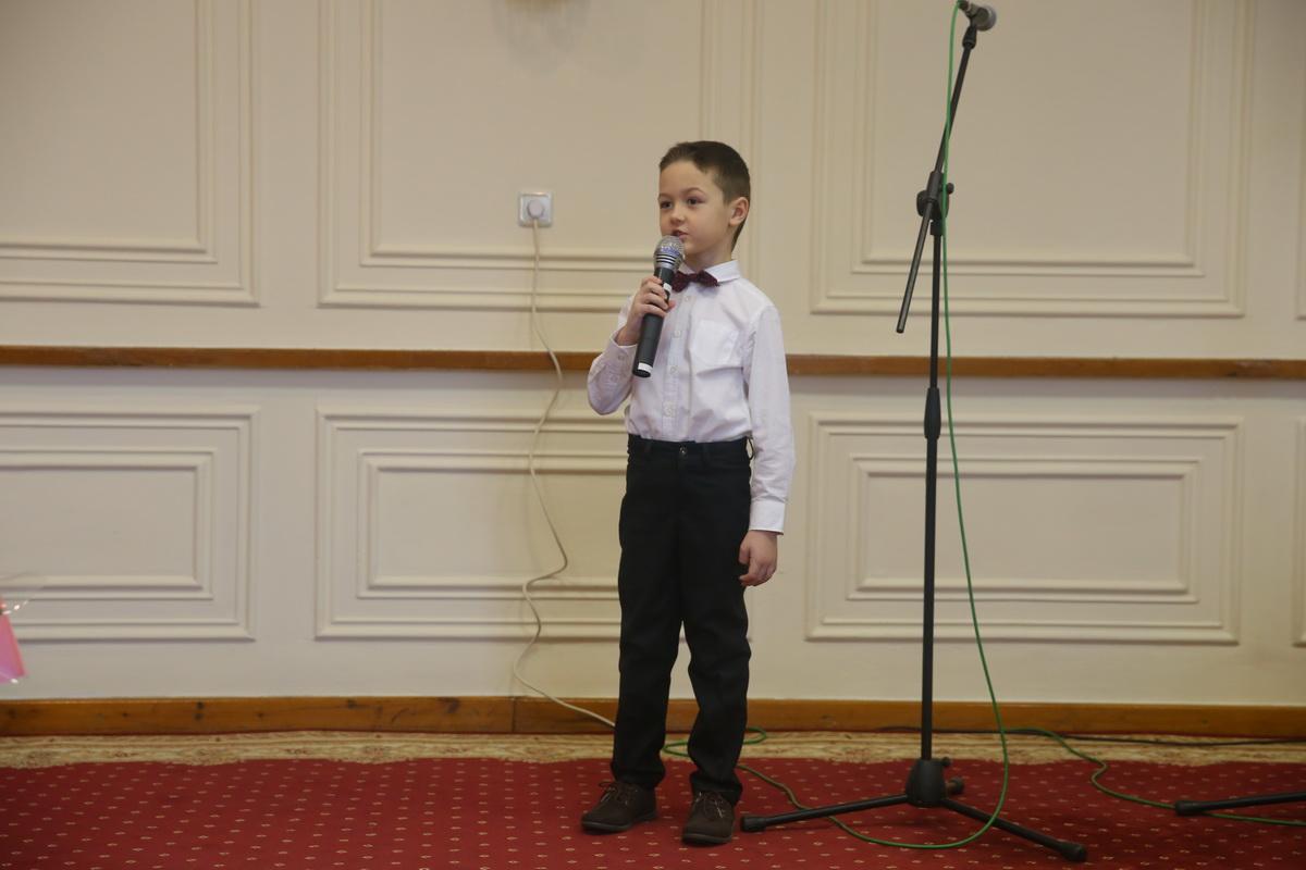 Александр Артименя, музыкальная школа №3.