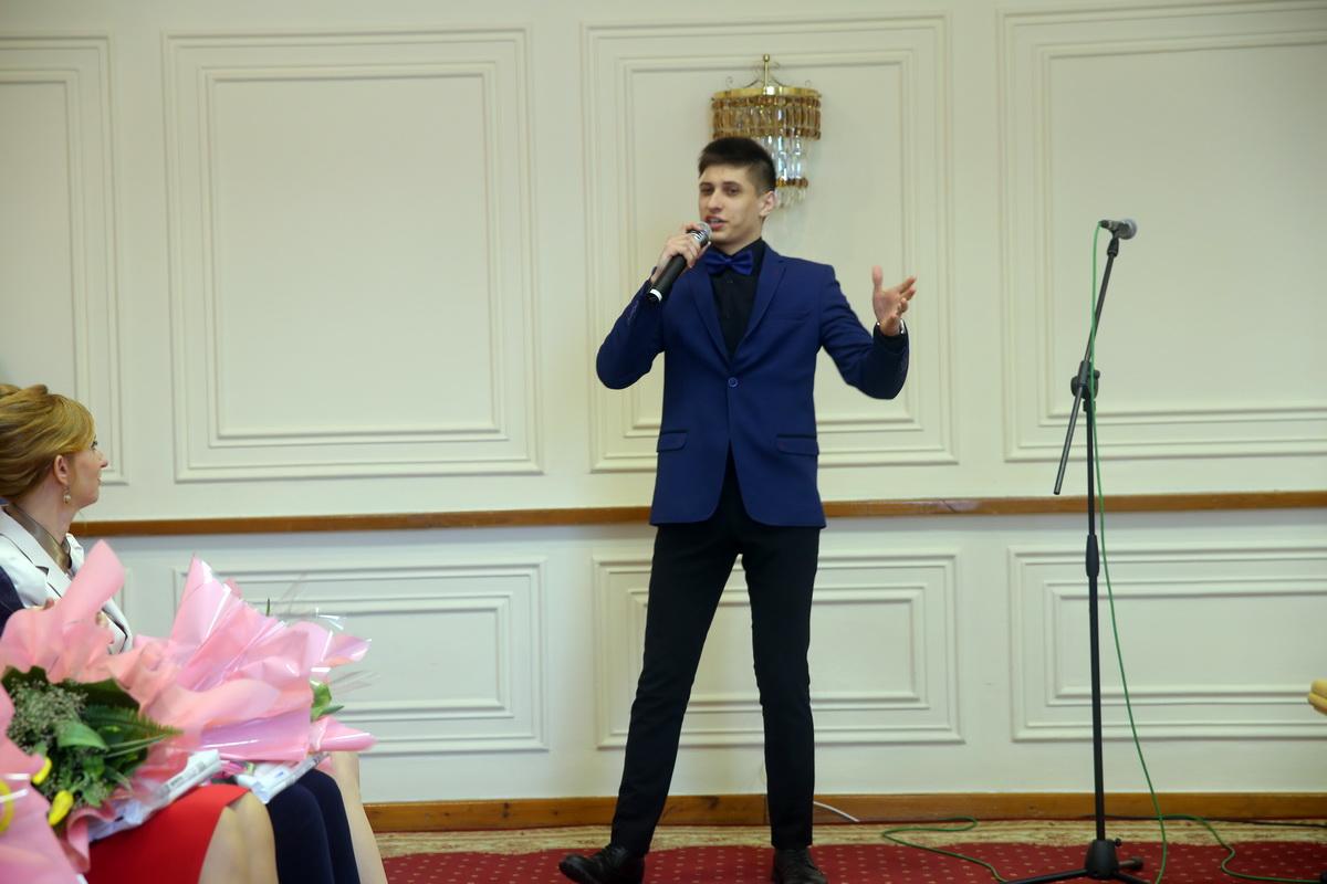 Максим Богданец.