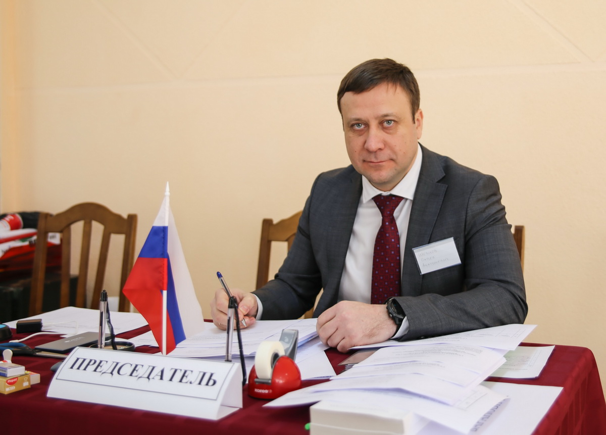Павел Шевцов.
