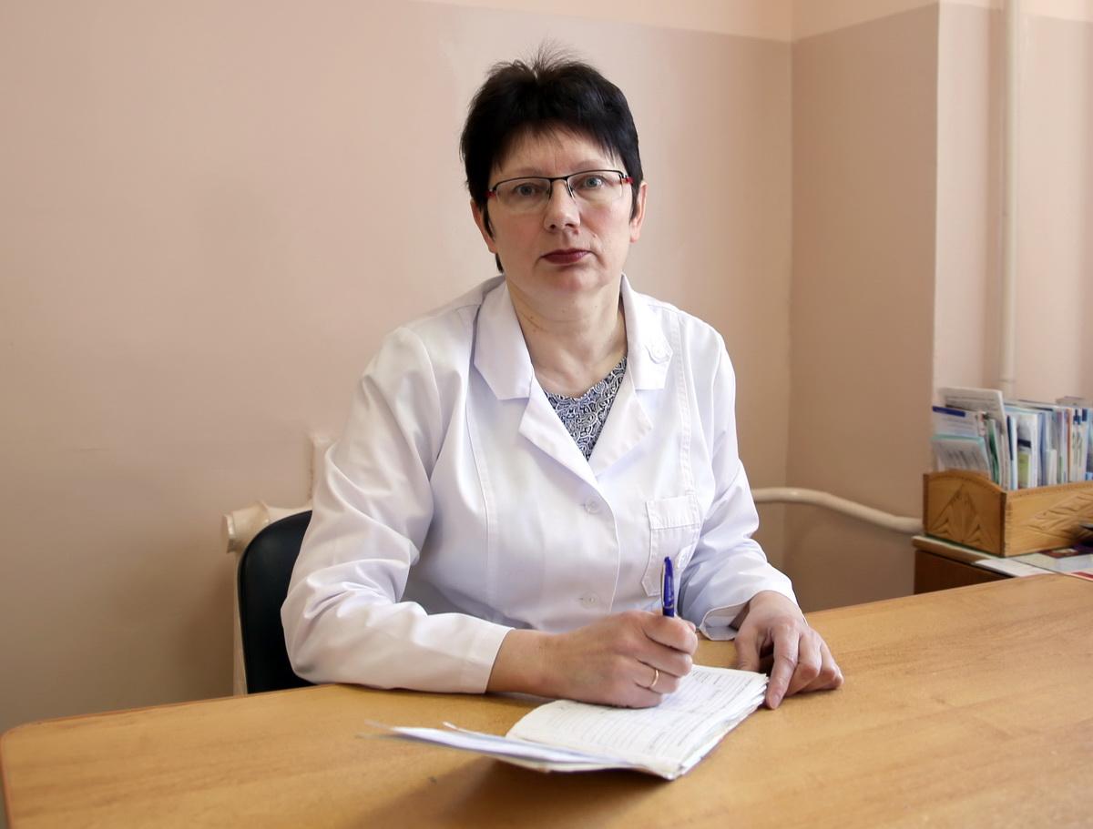Светлана Костюкевич, заведующий эндокринологическим отделением Барановичской центральной поликлиники. Фото: Татьяна МАЛЕЖ