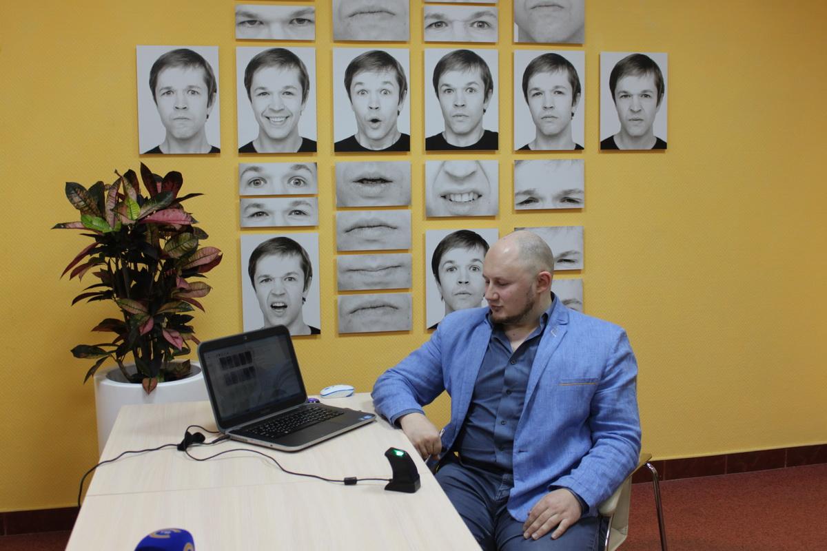 Сергей Савоськин считает, что знания  физиогномики позволяют ему выстраивать отношения с окружающими.  Фото: архив Фергея Савоськина