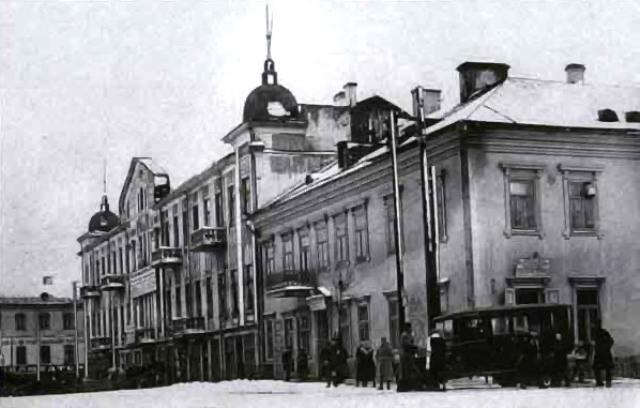 Гостиный двор в Минске. Фото: istpravda.ru