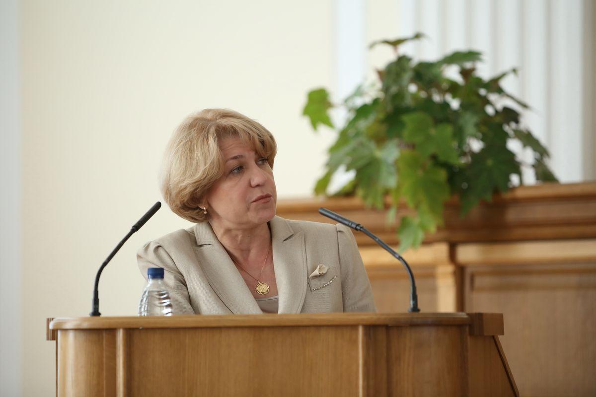 Наталья Федорова. Фото: архив Intex-press