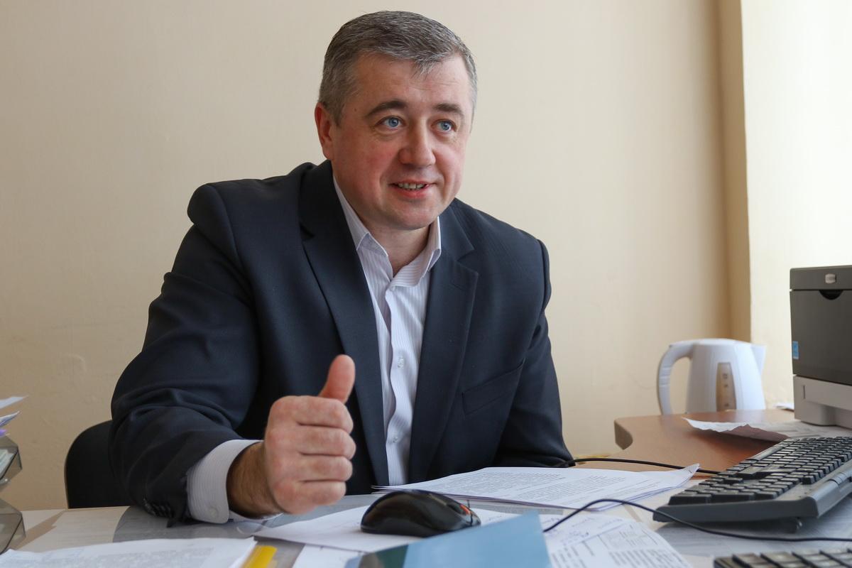 Дмитрий Крупина работает в судебной экспертизе 20 лет.  Фото: Александр ЧЕРНЫЙ