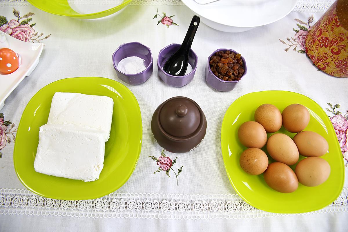 Ингредиенты для приготовления творожной пасхи. Фото: Евгений ТИХАНОВИЧ