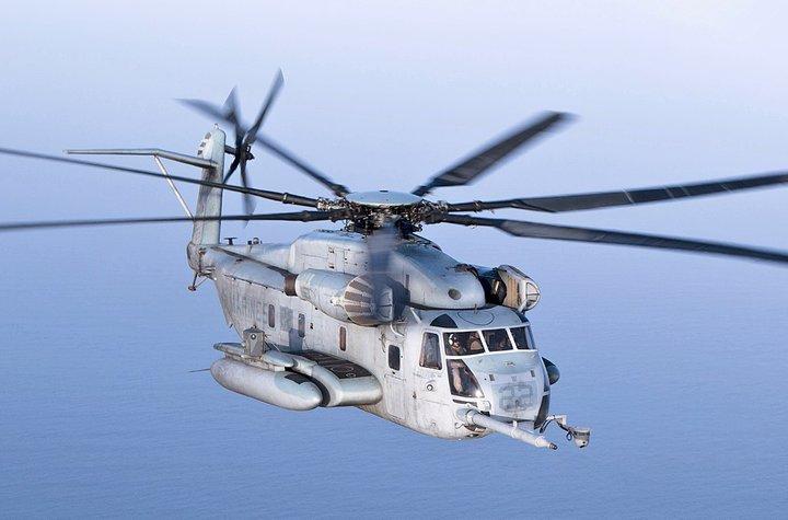 Фото: СH-53E Super Stallion. Фото: wikimedia.org