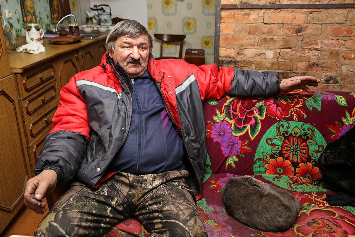 Николай Рабцевич.