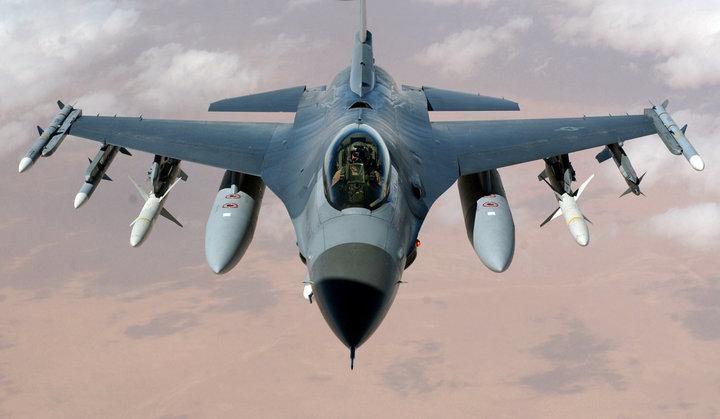 F-16.Фото: wikimedia.org
