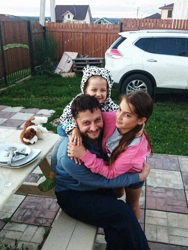 Андрей Павленко с семьей. Фото: личный архив Андрея ПАВЛЕНКО