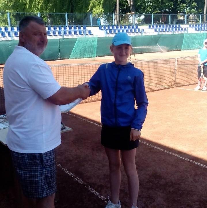 Юные барановичские теннисисты успешно выступили на первенстве области — Intex-press. Последние новости города Барановичи, Беларуси и Мира