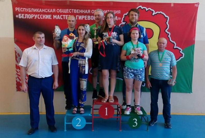 В эстафетных состязаниях барановичские спортсмены Андрей Лагунский, Василиса Каща заняли 2-е место.